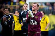 19-05-2016 VOETBAL:NAC BREDA - WILLEM II:BREDA <br /> Doelman Jelle ten Rouwelaar van NAC Breda met tranen in zijn ogen van het veld als hij zich realiseert dat dit zijn laatste thuiswedstrijd was<br /> <br /> Foto: Geert van Erven