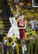 NCAA Men's Basketball - Wisconsin at Iowa - February 9, 2011