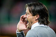 GRONINGEN, 17-05-2017, FC Groningen - AZ,  Noordlease Stadion, FC Groningen trainer/coach Ernest Faber