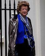 UNITED KINGDOM, London: 17 November 2015 Baroness Anelay of St Johns DBE Minister of State at the Foreign & Commonwealth Office arrives to attend Cabinet Meeting at 10 Downing Street in London, England. Picture by Andrew Cowie / Story Picture Agency