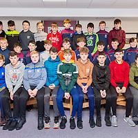 U13 and U14 St Joseph's Doora-Barefield Teams , Winners of the U13A and U13 Shield