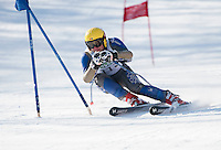 Gunstock Ski Club's Tecnica Cup alpine ski race January 26, 2013..Karen Bobotas photographer