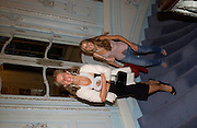 Lady Forte and Lydia Forte, Flora Fraser launch party for her book ' Princesses the Daughters of George 111' the Savile club, Brook St. 14 September 2004. SUPPLIED FOR ONE-TIME USE ONLY-DO NOT ARCHIVE. © Copyright Photograph by Dafydd Jones 66 Stockwell Park Rd. London SW9 0DA Tel 020 7733 0108 www.dafjones.com