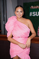 Chrissy Teigen and Pepsi promote the launch of<br />