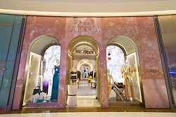 La Perla lingerie boutique at Dubai Mall Fashion Avenue , Downtown Dubai, United Arab Emirates