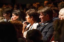Panel discussion, Schellekens Imke, Meyer Catherina, ...<br /> Global Dressage Forum<br /> Academy Bartels - Hooge Mierden 2015<br /> © Hippo Foto - Dirk Caremans<br /> 26/10/15