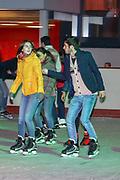 Mannheim. 03.11.17 | Eisdisco in der Eishalle.<br /> Neckarstadt. Leistungszentrum Eissport.<br /> Eisdisco in der Eislaufhalle.<br /> Zu Black, House 80er, 90er und aktuellen Charts über die Eisfläche tanzen, die neuesten Sprünge zeigen oder einfach Freunde treffen und mit ihnen Runden zu tollen Lichteffekten drehen.<br /> <br /> <br /> BILD- ID 22191 |<br /> Bild: Markus Prosswitz 03NOV17 / masterpress (Bild ist honorarpflichtig - No Model Release!)