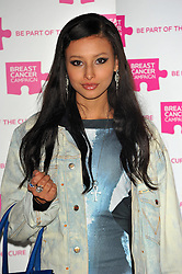 Leah Weller attends the launch party for Breast Cancer Campaign at Tower 42, London, England, October 1, 2012. Photo by Chris Joseph / i-Images.