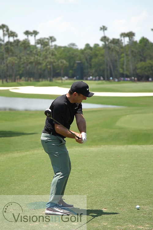 Francesco Molinari<br /> High Speed Swing Sequence<br /> driver<br /> May 2018<br /> Pictures Credit: Mark Newcombe/visionsingolf.com