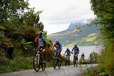 Dag 5: Stryn naar Valdall