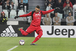 May 19, 2019 - Turin, Piedmont, Italy - Pierluigi Gollini (Atalanta BC) during the Serie A football match between Juventus FC and Atalanta BC at Allianz Stadium on May 19, 2019 in Turin, Italy. (Credit Image: © Massimiliano Ferraro/NurPhoto via ZUMA Press)