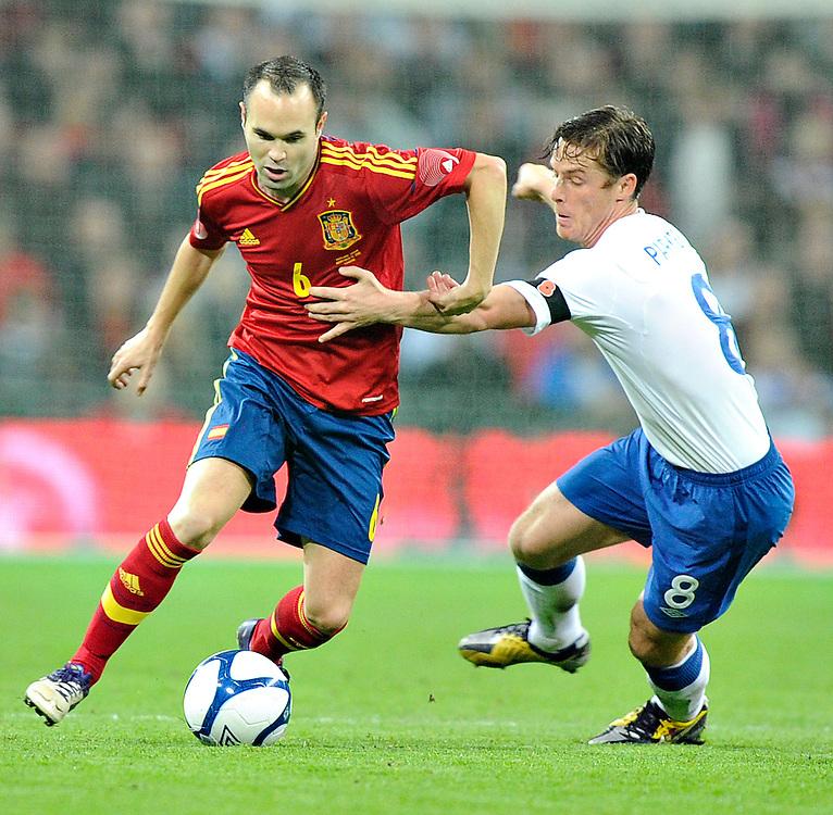 Friendly: England vs Spain (Bogdan Maran/AP Images)
