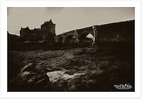 Eilean Donan Castle, Scottish Highlands<br />