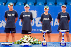 After 25th Vegeta Croatia Open Umag, on July 27, 2014, in Stella Maris, Umag, Croatia. Photo by Urban Urbanc / Sportida
