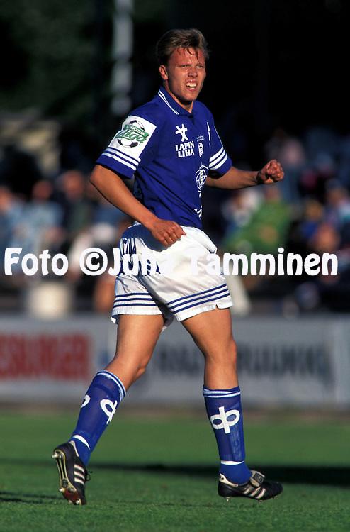 04.08.1996 .Mika Huikari - Rovaniemen Palloseura.©JUHA TAMMINEN