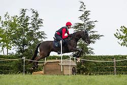 Vackier Francies, BEL, Mageno<br /> Nationale finale AVEVE Eventing Cup voor Pony's - Maarkedal 2019<br /> © Hippo Foto - Dirk Caremans<br /> 27/04/2019