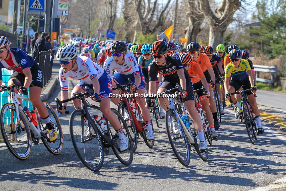 24-03-2019: Wielrennen: Tropheo Binda: Cittiglio<br />Ilse Pluimers