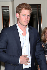 MAY 07 2014 Prince Harry at the Sentebale Summer Party