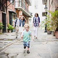 Lancaster Family - New Orleans 2014