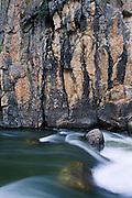 Cache la Poudre River, Front Range