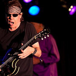 George Thorogood appearing at The BB King Blues Club, New York City - Sept 27th