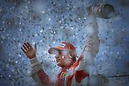 Sao Paulo, Brazil, October 21 of 2007:   The 2007 F1 Championship was undefined until the last race, Interlagos, where Kimi Raikkonen won and turned into F1 champion. (Photo: Caio Guatelli)