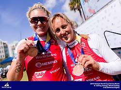 Hempel World Cup Series Miami<br /> <br /> From 27 January to 3 February 2019, Miami will host sailors for the second round of the 2019 Hempel World Cup Series in Coconut Grove. More than 650 sailors from 60 nations will race across the 10 Olympic Events. ©PEDRO MARTINEZ/SAILING ENERGY/WORLD SAILING 01 February, 2019.