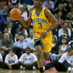 02-23-2007 Seattle Sonics at New Orleans Hornets