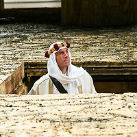 Ross by Terrance Rattigan<br /> Directed by Adrian Noble<br /> Joseph Fiennes as T.E. Lawrence<br /> Chichester Festival Theatre, Chichester<br /> 7 June 2016
