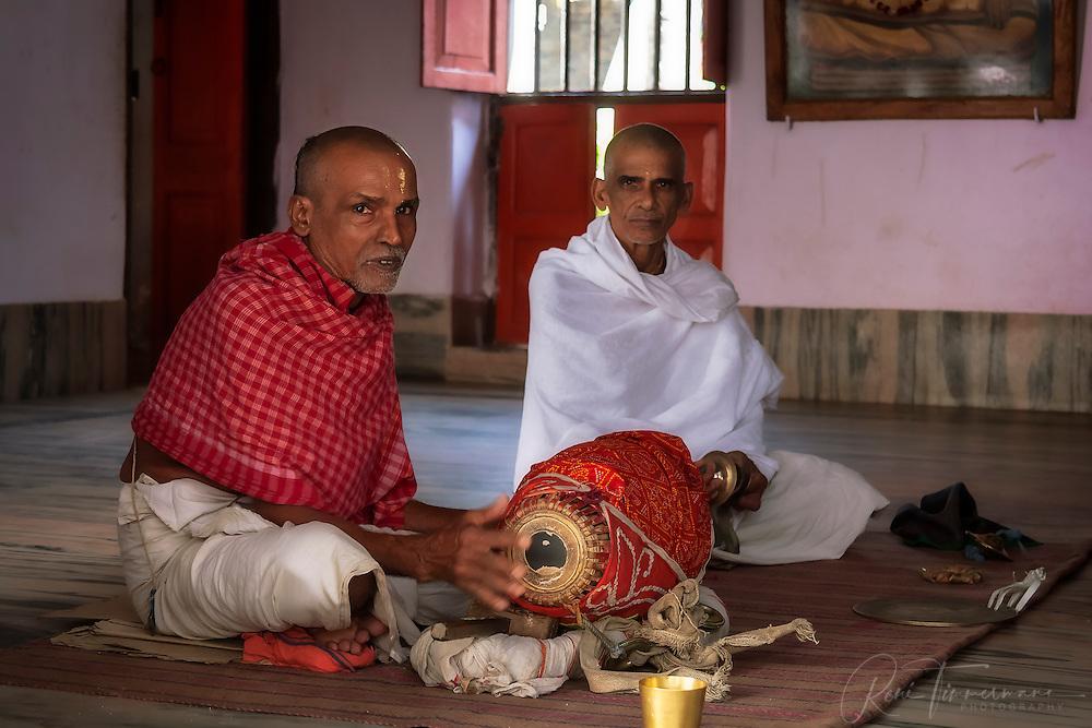 Musicians in Puri