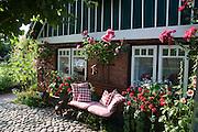 romantisches Haus in Nienstedten, Hamburg, Deutschland.|.romantic house in Nienstedten, Hamburg, Germany.
