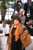 at the Vous N'Avez Encore Rien Vu photocall at the 65th Cannes Film Festival France. Monday 21st May 2012 in Cannes Film Festival, France.