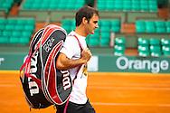 Paris, FRA - Roger Federer