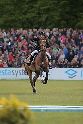 Meyer, Janne-Friederike, Cellagon Anna<br /> Hamburg - Hamburger Derby 2015<br /> 86. Deutsches Springderby<br /> © www.sportfotos-lafrentz.de/Stefan Lafrentz