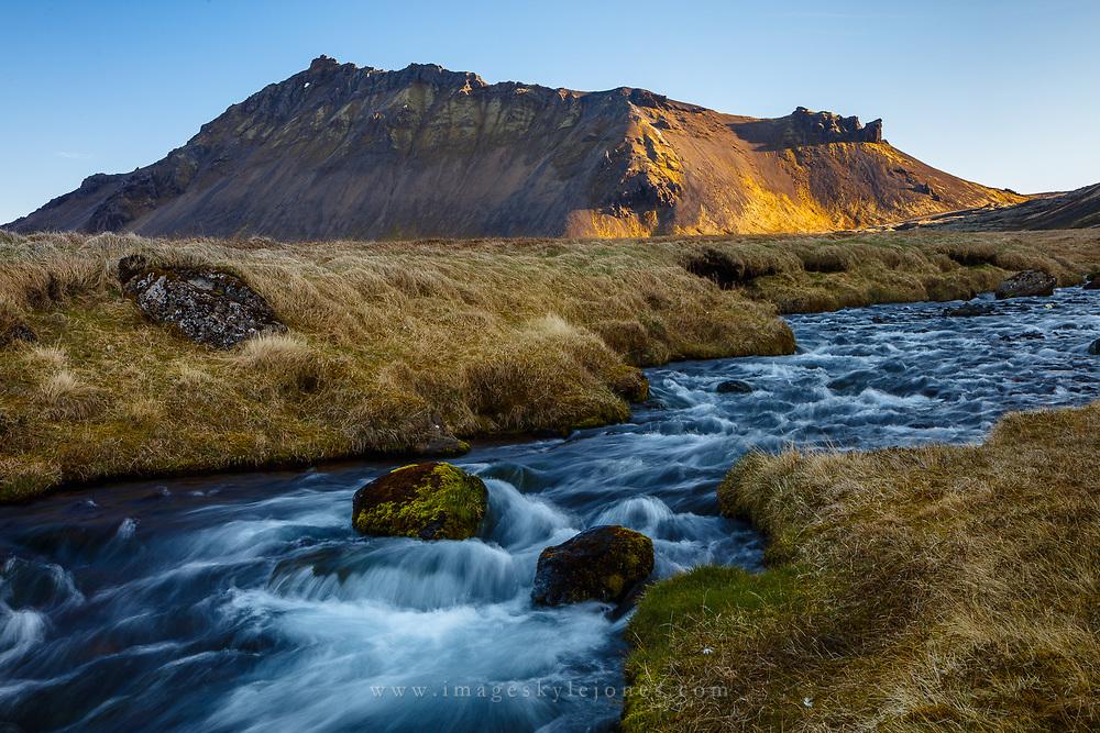 Snæfellsness, Iceland