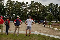 Vervaecke Kris, BEL, Guantanamo van Alsingen<br /> European Championship Eventing<br /> Luhmuhlen 2019<br /> © Hippo Foto - Dirk Caremans