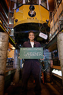 I am an Organic Gardener | Patrick, Beach Division Mechanic | April 23, 2012