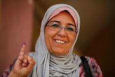 Egypt: Voter portraits