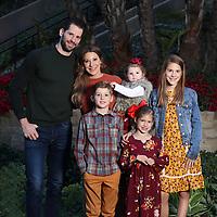 Kesler Family 2018