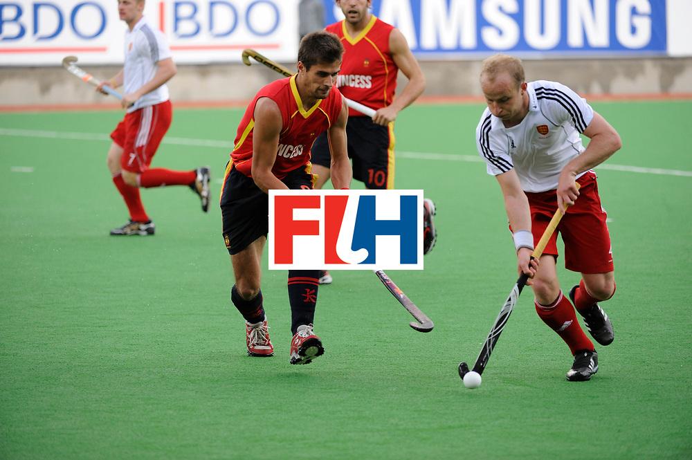 2009 CT Men- Spain v.England