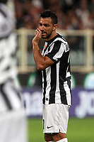 "Fabio Quagliarella Juventus<br /> Firenze 25/09/2012 Stadio ""Franchi""<br /> Football Calcio Serie A 2012/13<br /> Fiorentina v Juventus<br /> Foto Insidefoto Paolo Nucci"