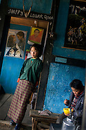 Girl Standing<br />