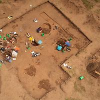 2018 UWL Archaeology Site Tremaine Holmen