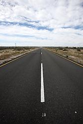 NAMIBIA MALTAHOEHE 19APR14 - A long look down the C19 tar road near Maltahoehe, Hardap District, Namibia.<br /> <br /> <br /> jre/Photo by Jiri Rezac<br /> <br /> <br /> <br /> © Jiri Rezac 2014