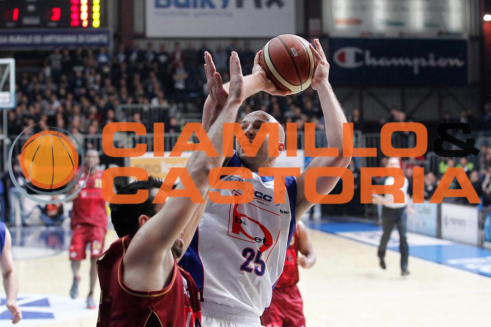 DESCRIZIONE : Cantu Campionato Lega A 2011-12 Bennet Cantu Umana Venezia<br /> GIOCATORE : Greg Brunner<br /> CATEGORIA : Tiro Super<br /> SQUADRA : Bennet Cantu<br /> EVENTO : Campionato Lega A 2011-2012<br /> GARA : Bennet Cantu Umana Venezia<br /> DATA : 05/02/2012<br /> SPORT : Pallacanestro<br /> AUTORE : Agenzia Ciamillo-Castoria/G.Cottini<br /> Galleria : Lega Basket A 2011-2012<br /> Fotonotizia : Cantu Campionato Lega A 2011-12 Bennet Cantu Umana Venezia<br /> Predefinita :
