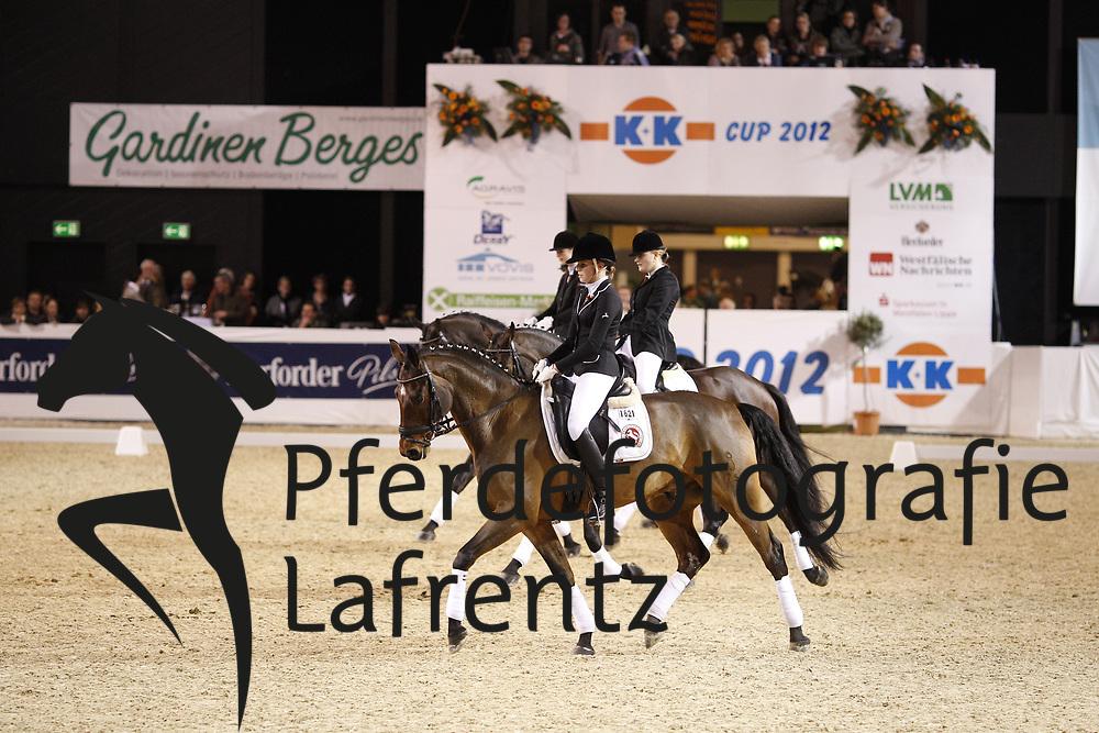 WALTERMANN Andrea, RFV Greven e.V. <br /> Münster K+K Cup - 2012<br /> (c) www.sportfotos-Lafrentz. de/Stefan Lafrentz