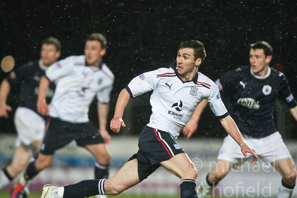 Dundee's Carl Finnigan..Falkirk 1 v 1 Dundee..© Michael Schofield.