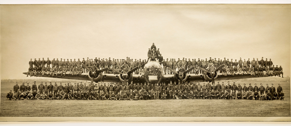91st BG, 401st Sqdrn. June 1944.