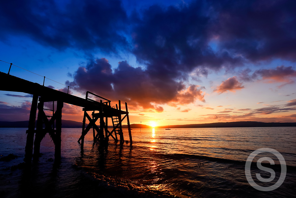 Photographer: Chris Hill, Holywood Pier, Belfast