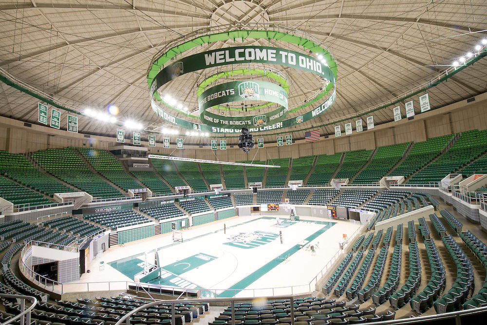 Ohio University Convocation Center